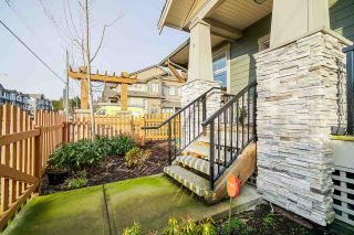 Photo 38: 1 7138 210 STREET in Langley: Willoughby Heights Townhouse for sale : MLS®# R2535299