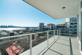 "Photo 18: 702 118 CARRIE CATES Court in Vancouver: Lower Lonsdale Condo for sale in ""Promenade at the Quay"" (North Vancouver)  : MLS®# R2561959"