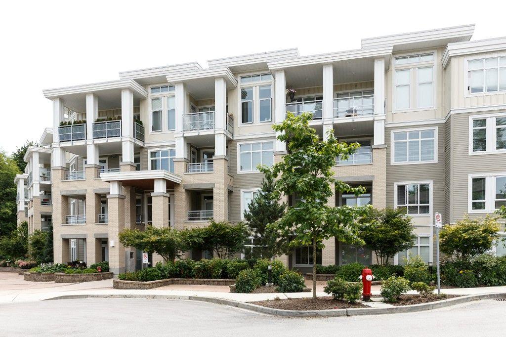 Main Photo: # 315 15428 31ST AV in Surrey: Grandview Surrey Condo for sale (South Surrey White Rock)  : MLS®# F1422422