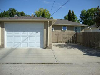 Photo 20: 952 ATLANTIC Avenue in WINNIPEG: North End Residential for sale (North West Winnipeg)  : MLS®# 1219031