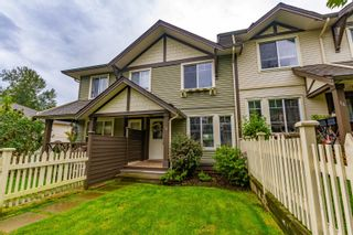 """Photo 2: 15 4401 BLAUSON Boulevard in Abbotsford: Abbotsford East Townhouse for sale in """"The Sage at Auguston"""" : MLS®# R2621672"""