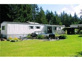 Photo 1:  in MALAHAT: ML Malahat Proper Manufactured Home for sale (Malahat & Area)  : MLS®# 377390