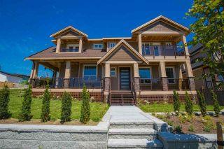 Photo 1: 1033 DELESTRE Avenue in Coquitlam: Maillardville 1/2 Duplex for sale : MLS®# R2426231