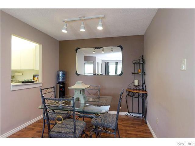 Photo 4: Photos: 481 Thompson Drive in WINNIPEG: St James Condominium for sale (West Winnipeg)  : MLS®# 1600654
