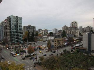 Photo 4: 802 1160 BURRARD STREET in Vancouver: Downtown VW Condo for sale (Vancouver West)  : MLS®# R2318679
