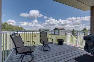 Photo 42: 101 NORTHVIEW Crescent: Rural Sturgeon County House for sale : MLS®# E4227011