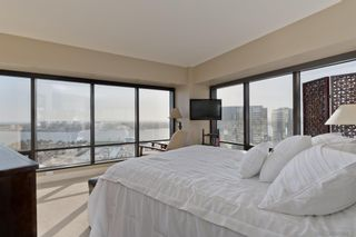 Photo 20: DOWNTOWN Condo for sale : 2 bedrooms : 200 Harbor Dr #2402 in San Diego
