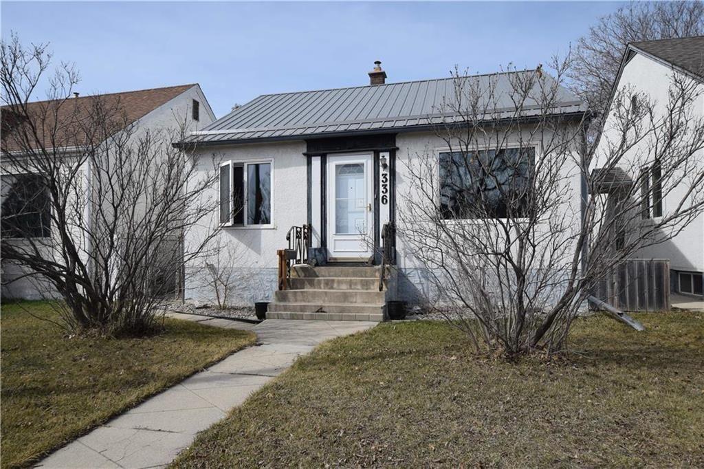 Main Photo: 336 Henderson Highway in Winnipeg: East Kildonan Residential for sale (3A)  : MLS®# 202107929