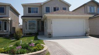 Photo 1: 138 Wisteria Way in Winnipeg: West Kildonan / Garden City Residential for sale (North West Winnipeg)  : MLS®# 1111101