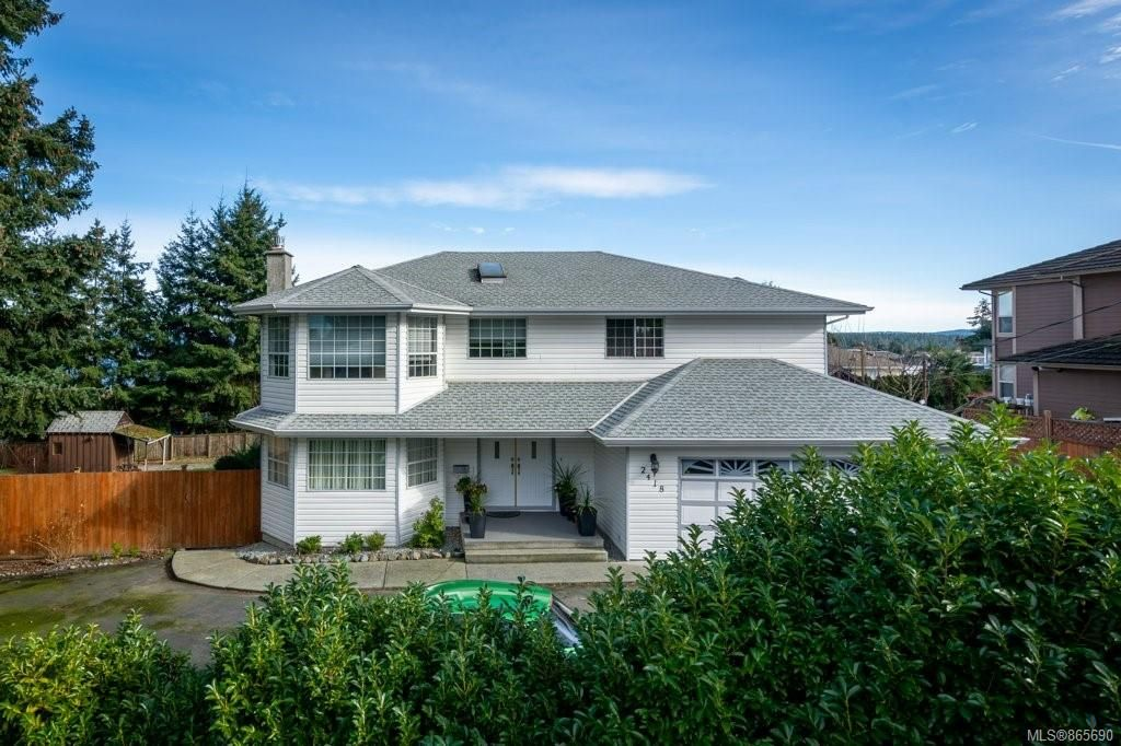 Main Photo: 2418 Departure Bay Rd in : Na Departure Bay House for sale (Nanaimo)  : MLS®# 865690