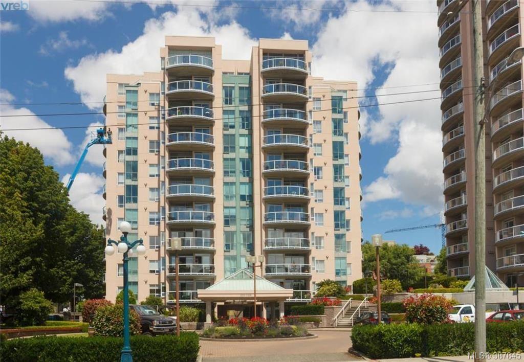 Main Photo: 203 1010 View St in VICTORIA: Vi Downtown Condo for sale (Victoria)  : MLS®# 779356