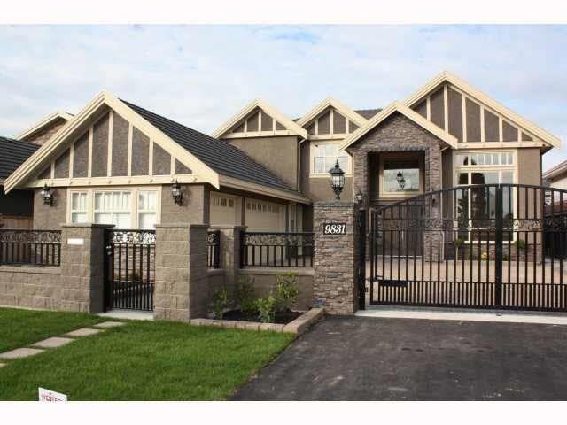 Main Photo: 9831 GREENLEES Road in Richmond: Broadmoor House for sale : MLS®# R2624892