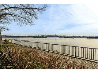 "Photo 17: 309 1230 QUAYSIDE Drive in New Westminster: Quay Condo for sale in ""TIFFANY SHORES"" : MLS®# V1118946"