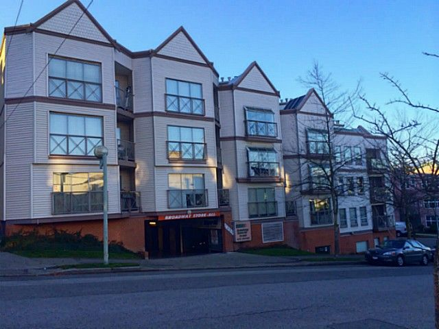 """Main Photo: 108 910 W 8TH Avenue in Vancouver: Fairview VW Condo for sale in """"Rhapsody"""" (Vancouver West)  : MLS®# V1036982"""