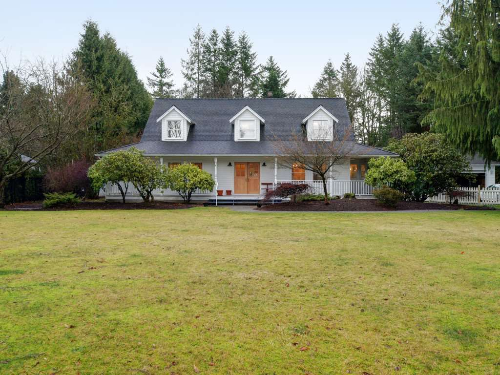 """Main Photo: 23746 55A Avenue in Langley: Salmon River House for sale in """"Salmon River"""" : MLS®# R2431624"""