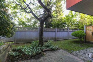 Photo 18: 107 303 CUMBERLAND STREET in New Westminster: Sapperton Townhouse for sale : MLS®# R2060117