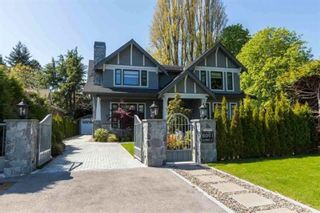 Main Photo: 6061 OLYMPIC Street in Vancouver: Southlands House for sale (Vancouver West)  : MLS®# R2537542