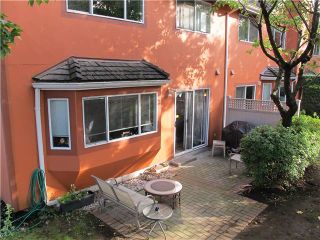 Photo 15: 106 303 CUMBERLAND Street in New Westminster: Sapperton Townhouse for sale : MLS®# V915810