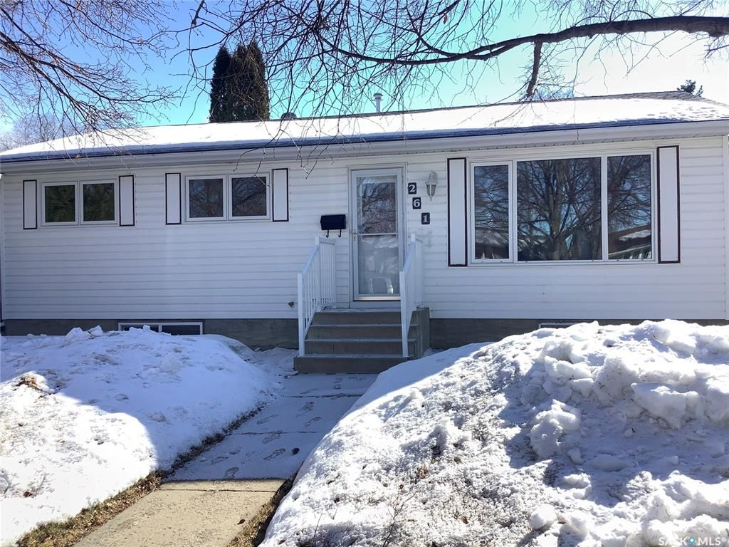 Main Photo: 261 Lloyd Crescent in Saskatoon: Pacific Heights Residential for sale : MLS®# SK845295