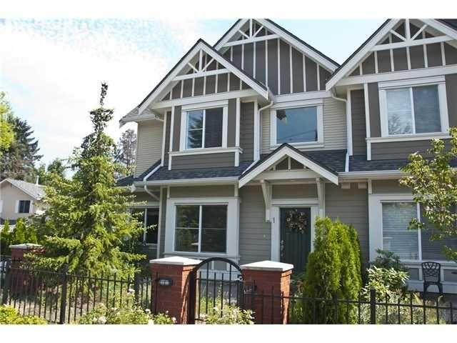Main Photo: # 8 8200 BLUNDELL RD in Richmond: Garden City Condo for sale : MLS®# V1117047