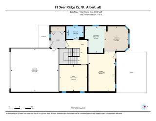 Photo 39: 71 DEER RIDGE Drive: St. Albert House for sale : MLS®# E4261466