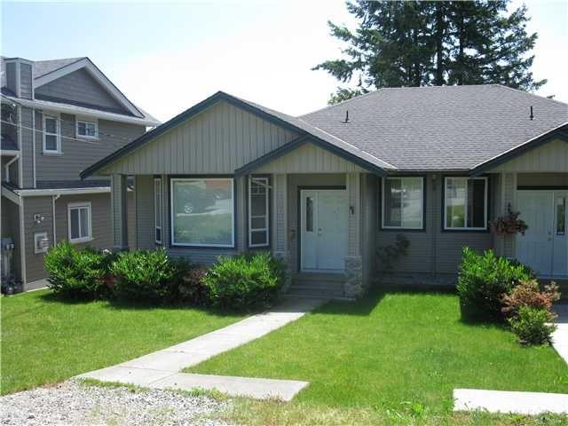 Main Photo: 1046 WALLS Avenue in Coquitlam: Maillardville 1/2 Duplex for sale : MLS®# V836756