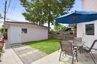 Photo 17: 528 E 44TH Avenue in Vancouver: Fraser VE 1/2 Duplex for sale (Vancouver East)  : MLS®# R2267554