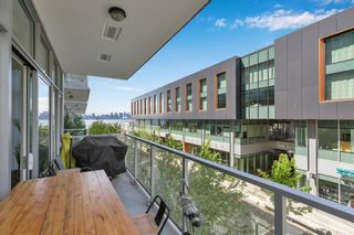 """Photo 32: 311 175 VICTORY SHIP Way in North Vancouver: Lower Lonsdale Condo for sale in """"CASCADE AT THE PIER"""" : MLS®# R2599674"""