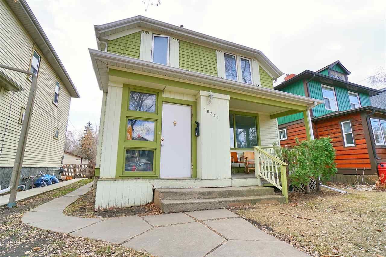 Main Photo: 10751 80 Avenue in Edmonton: Zone 15 House for sale : MLS®# E4241850