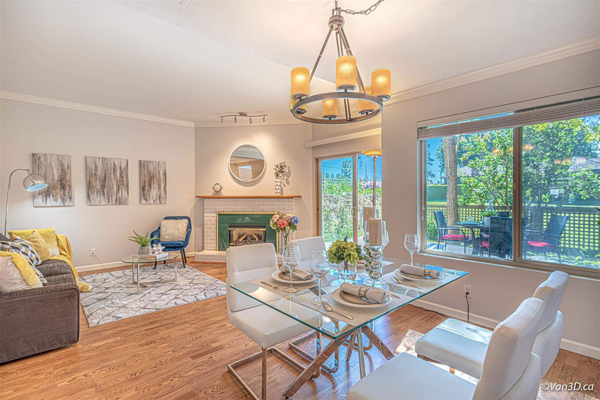 """Main Photo: 4 8311 SAUNDERS Road in Richmond: Saunders Townhouse for sale in """"Heritage Park"""" : MLS®# R2603000"""