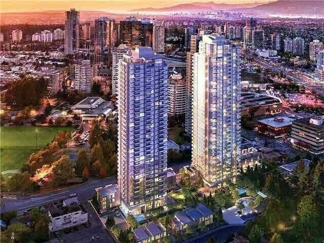 """Main Photo: 3601 6538 NELSON Avenue in Burnaby: Metrotown Condo for sale in """"MET 2"""" (Burnaby South)  : MLS®# R2143391"""