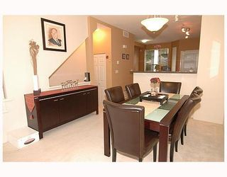 """Photo 3: 16 15 FOREST PARK Way in Port_Moody: Heritage Woods PM Townhouse for sale in """"DISCOVERY RIDGE"""" (Port Moody)  : MLS®# V676474"""