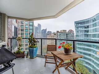 Photo 20: 1505 1010 BURNABY STREET in Vancouver: West End VW Condo for sale (Vancouver West)  : MLS®# R2613983