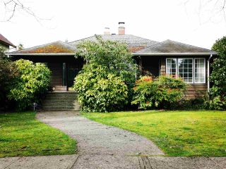 Main Photo: 1575 W 29TH Avenue in Vancouver: Shaughnessy House for sale (Vancouver West)  : MLS®# R2558445