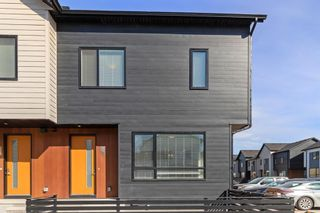 Photo 1: 903 Redstone Crescent NE in Calgary: Redstone Row/Townhouse for sale : MLS®# A1096519
