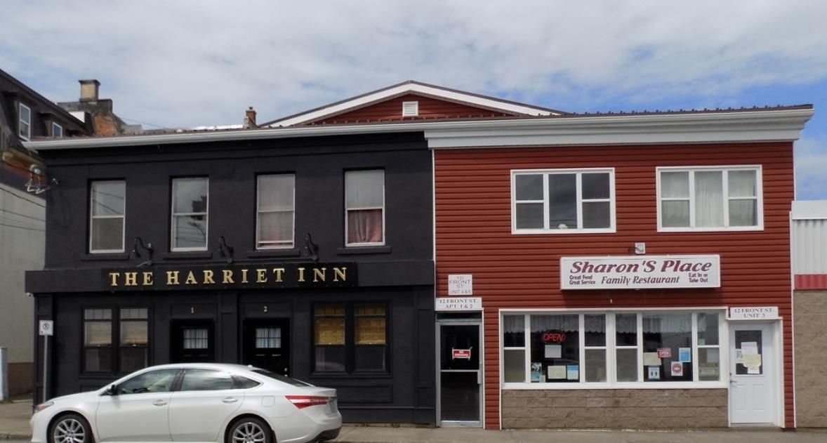Main Photo: 10-12 Front Street in Pictou: 107-Trenton,Westville,Pictou Multi-Family for sale (Northern Region)  : MLS®# 202110550