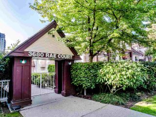 "Photo 1: 202 3680 RAE Avenue in Vancouver: Collingwood VE Condo for sale in ""RAE COURT"" (Vancouver East)  : MLS®# R2506531"