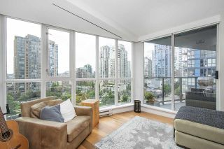 Photo 1: 706 1155 Seymour Street in Vancouver: Downtown VW Condo for sale (Vancouver West)  : MLS®# R2461136