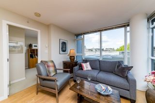 """Photo 3: 505 1650 W 7TH Avenue in Vancouver: Fairview VW Condo for sale in """"VIRTU"""" (Vancouver West)  : MLS®# R2609277"""