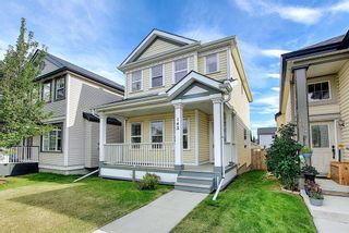 Photo 1: 143 EVERMEADOW Avenue SW in Calgary: Evergreen Detached for sale : MLS®# A1029045