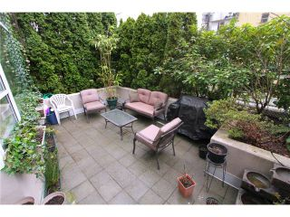 """Photo 10: 204 1272 COMOX Street in Vancouver: West End VW Condo for sale in """"CHATEAU COMOX"""" (Vancouver West)  : MLS®# V873319"""