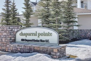 Photo 2: 326 428 Chaparral Ravine View SE in Calgary: Chaparral Apartment for sale : MLS®# A1078916