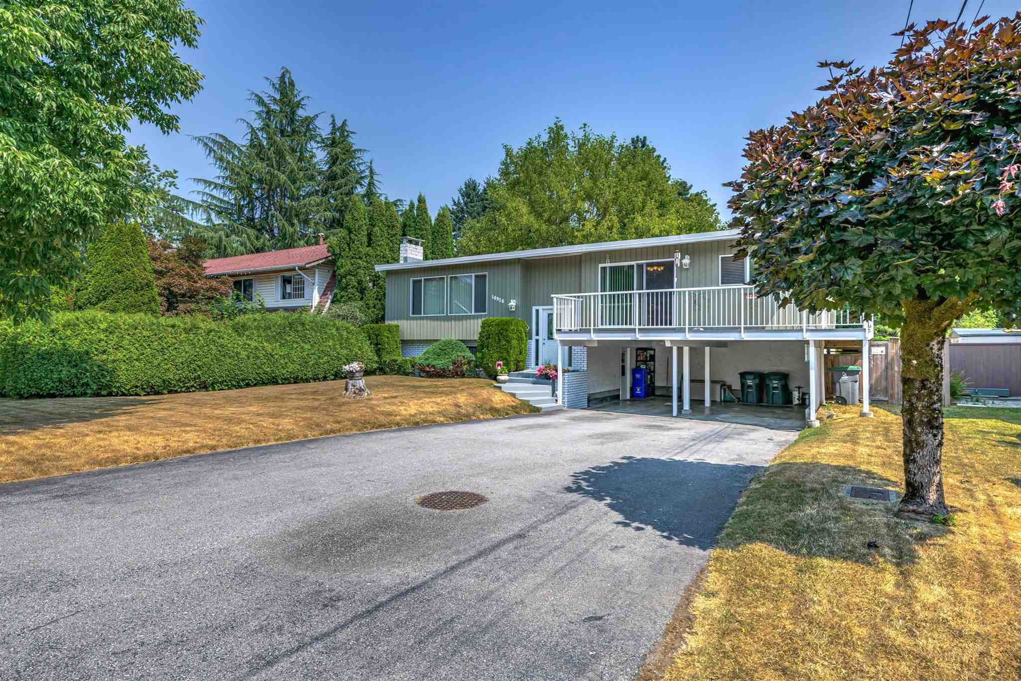 Main Photo: 10956 145 Street in Surrey: Bolivar Heights House for sale (North Surrey)  : MLS®# R2606490