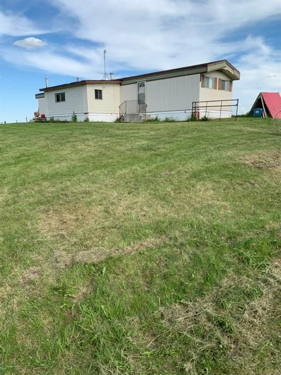 Main Photo: 35409 Range Road 222 in Rural Red Deer County: NONE Mobile for sale : MLS®# A1077301