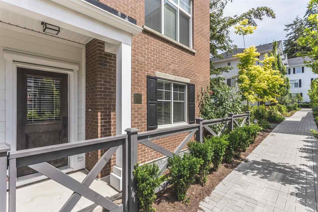 """Main Photo: 74 16458 23A Avenue in Surrey: Grandview Surrey Townhouse for sale in """"ESSENCE at the HAMPTONS"""" (South Surrey White Rock)  : MLS®# R2088665"""