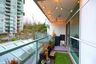 """Photo 8: 203 2763 CHANDLERY Place in Vancouver: South Marine Condo for sale in """"RIVER DANCE"""" (Vancouver East)  : MLS®# R2526215"""