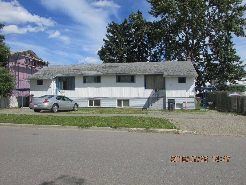 Main Photo: 1340 1358 JOHNSON Street in Prince George: Central Fourplex for sale (PG City Central (Zone 72))  : MLS®# R2094892