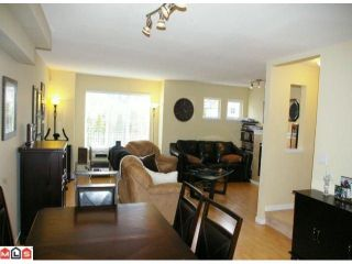 """Photo 4: 97 12711 64TH Avenue in Surrey: West Newton Townhouse for sale in """"PALETTE ON THE PARK"""" : MLS®# F1213722"""