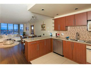 Photo 4: # 2301 950 CAMBIE ST in Vancouver: Yaletown Condo for sale (Vancouver West)  : MLS®# V1073486