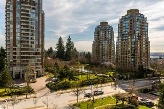"""Photo 11: 805 6837 STATION HILL Drive in Burnaby: South Slope Condo for sale in """"Claridges"""" (Burnaby South)  : MLS®# R2246104"""